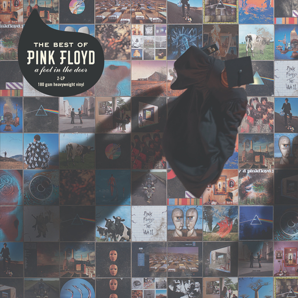 Pink Floyd Pink Floyd - A Foot In The Door: The Best Of Pink Floyd (2 LP) active halter neck silk material tracksuit in pink