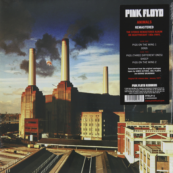 Pink Floyd - Animals (180 Gr)