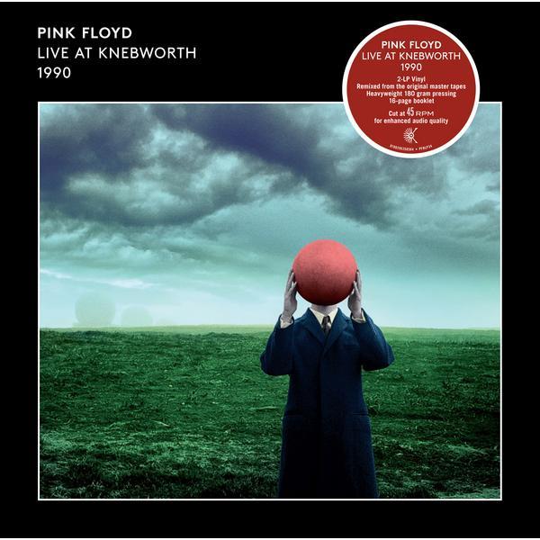 Pink Floyd - Live At Knebworth 1990 (limited, 180 Gr, 2 LP)