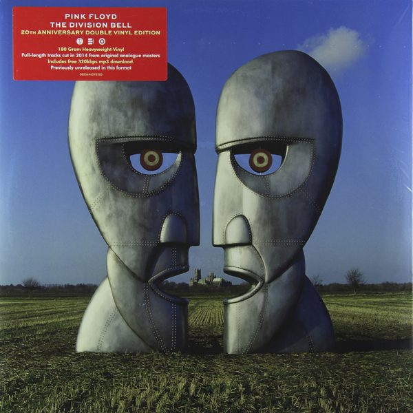Pink Floyd - The Division Bell (2 Lp, 180 Gr) (уценённый Товар)