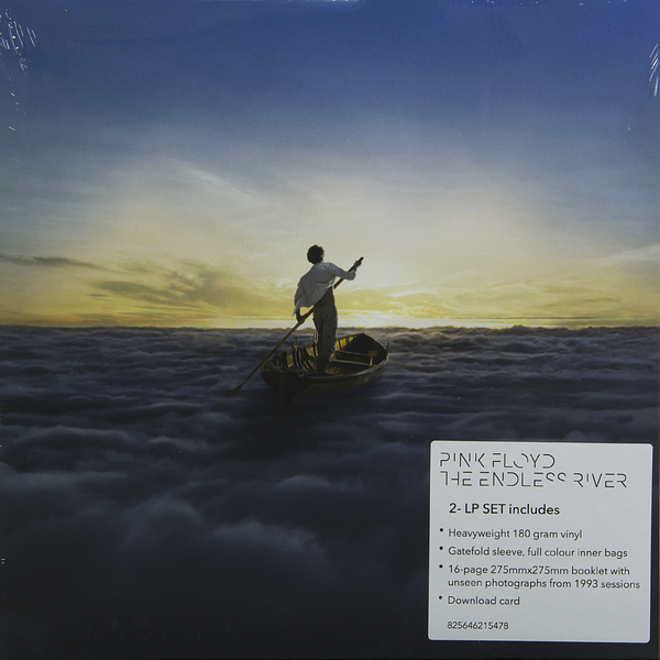все цены на Pink Floyd Pink Floyd - The Endless River (2 Lp Box)
