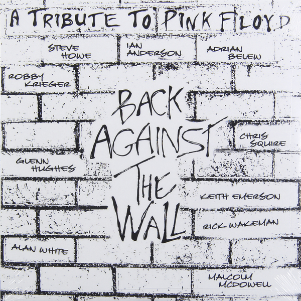 Pink Floyd Pink Floyd Tribute - Back Against The Wall (2 LP) against the grain