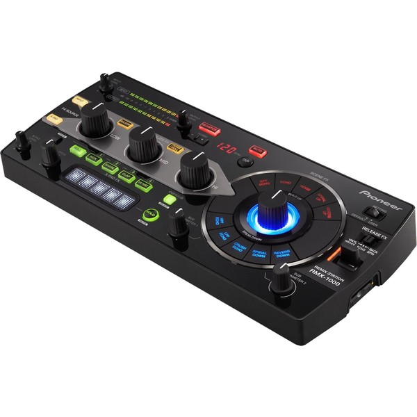 Процессор эффектов Pioneer RMX-1000 Black flight fx 15r