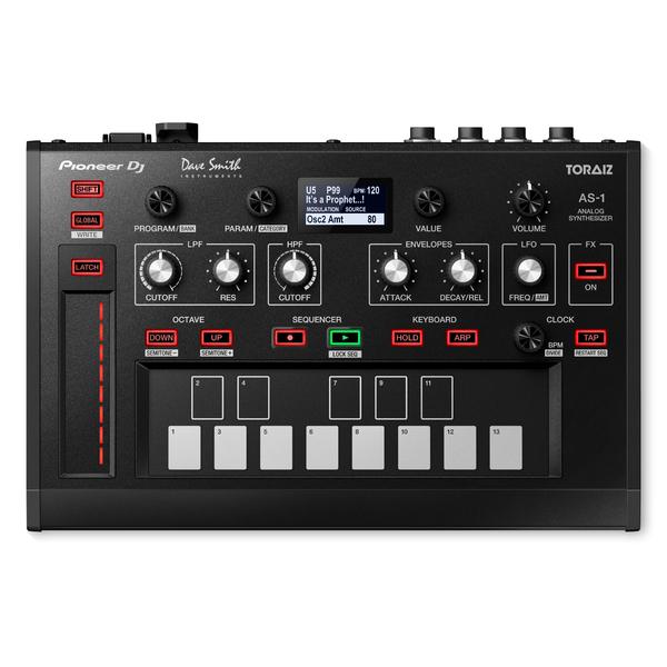 Синтезатор Pioneer AS-1 Toraiz цены онлайн