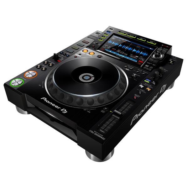 DJ CD проигрыватель Pioneer CDJ-2000NXS2 cd проигрыватель pioneer pd 30 k