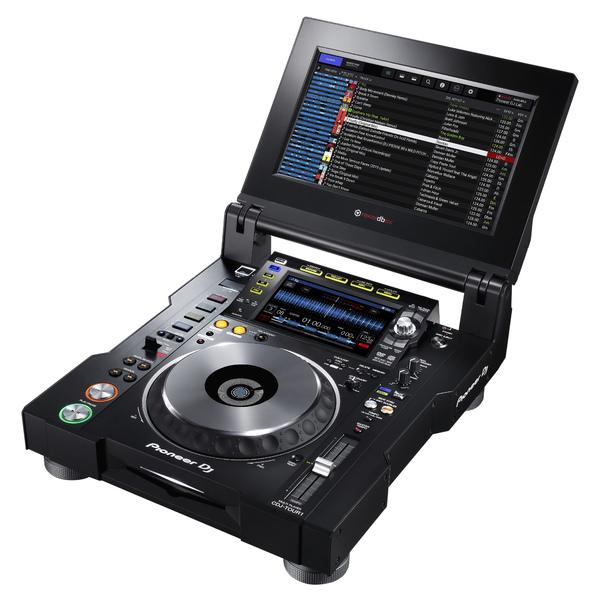 DJ CD проигрыватель Pioneer CDJ-TOUR1 dj cd проигрыватель pioneer cdj tour1