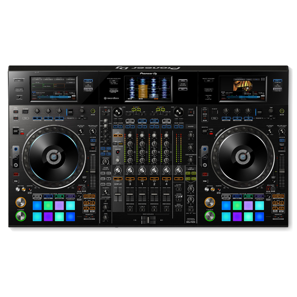 DJ контроллер Pioneer DDJ-RZX mw light подвесная люстра mw light элла 483012008