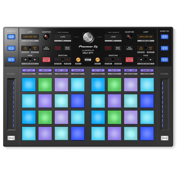 DJ контроллер Pioneer DDJ-XP1 midi контроллер alesis sample pad