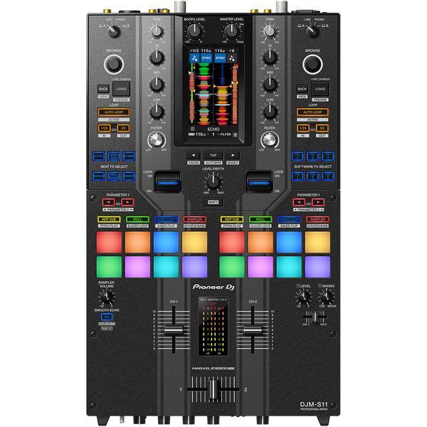 DJ микшерный пульт Pioneer DJM-S11-SE