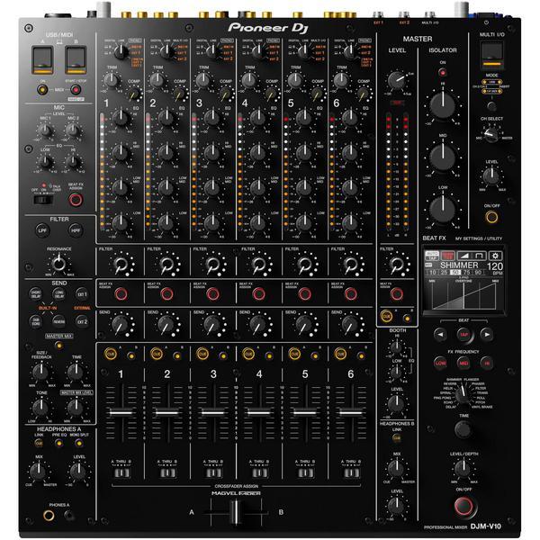 DJ микшерный пульт Pioneer DJM-V10