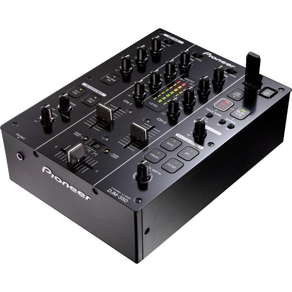 DJ микшерный пульт Pioneer DJM-350 микшер pioneer djm 350 dj usb