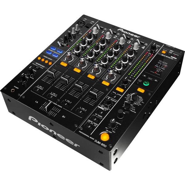 DJ микшерный пульт Pioneer DJM-850-K volta djm 12