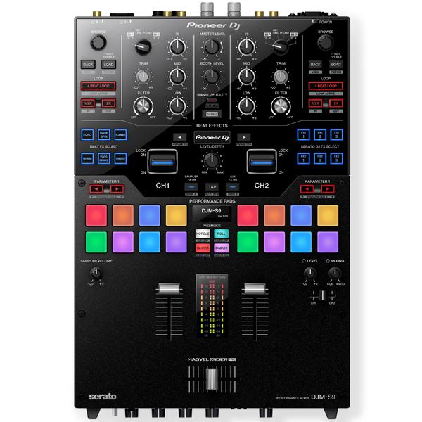 DJ микшерный пульт Pioneer DJM-S9 микшерный пульт pioneer djc b