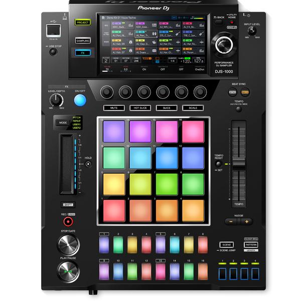 Сэмплер Pioneer DJS-1000 pioneer djs 1000