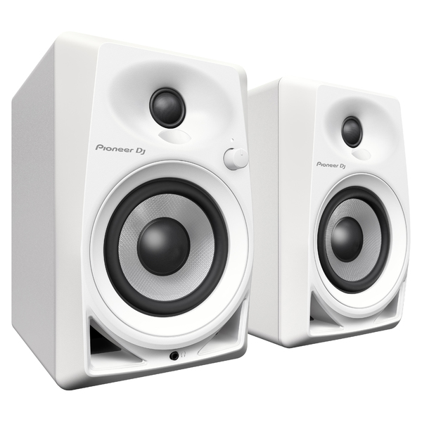 цены Студийные мониторы Pioneer DM-40-W White