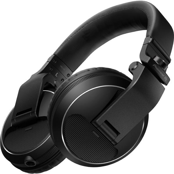 Охватывающие наушники Pioneer HDJ-X5 Black pioneer hdj c70 black