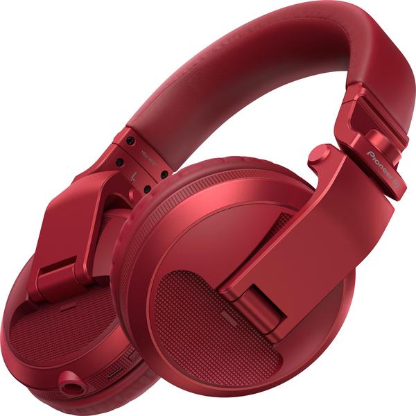 Фото - Беспроводные наушники Pioneer DJ HDJ-X5BT Red охватывающие наушники pioneer dj hdj x5 silver