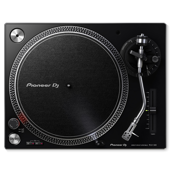 DJ виниловый проигрыватель Pioneer PLX-500-K Black cd проигрыватель pioneer pd 30 k