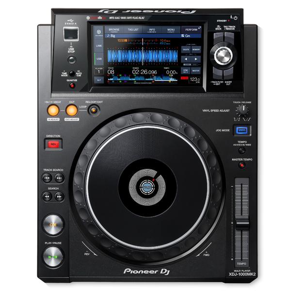 DJ контроллер Pioneer XDJ-1000MK2