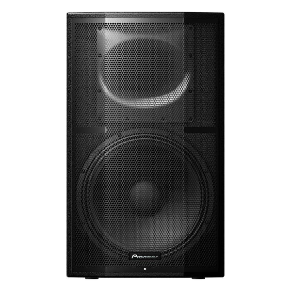 Профессиональная активная акустика Pioneer XPRS 15 Black pioneer xprs 215s 15 2x15