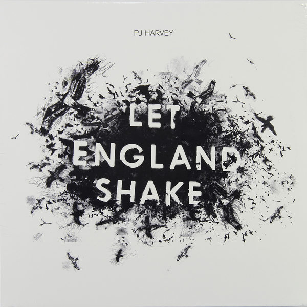 Pj Harvey Pj Harvey - Let England Shake