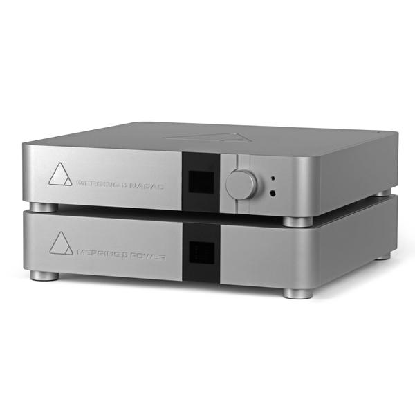 Сетевой проигрыватель MERGING+NADAC PL8 + PWR Silver сетевой проигрыватель denon heos link hs2 black silver