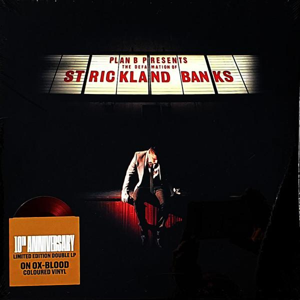 Plan B - The Defamation Of Strickland Banks (10th Anniversary) (limited, Colour, 2 LP)