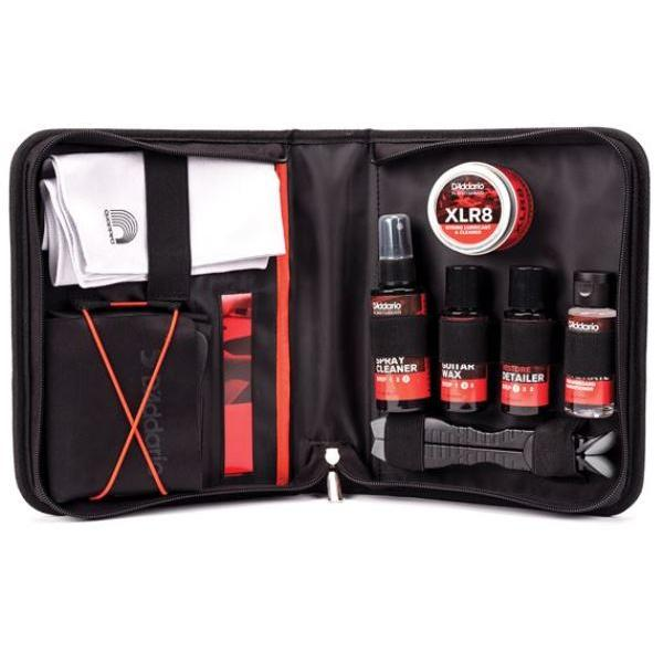 Средство для ухода за гитарой Planet Waves Набор PW-ECK-01 Premium Instrument Care Kit