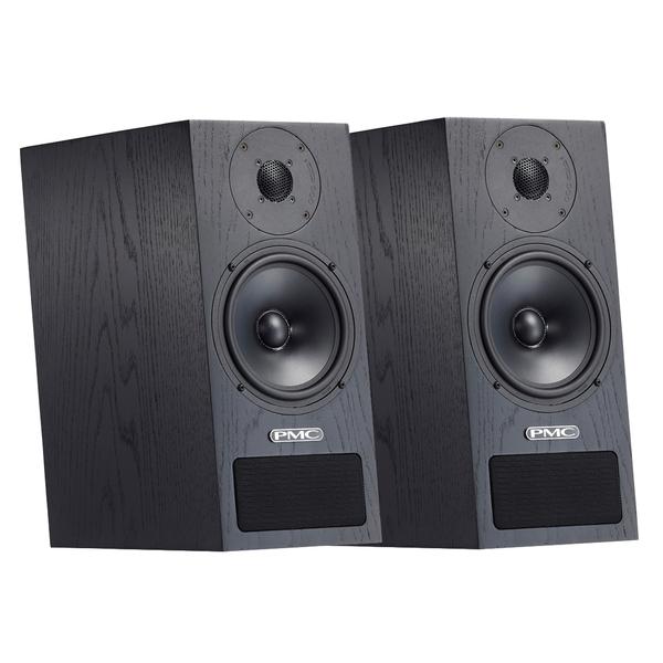 Полочная акустика PMC Twenty 22 Jet Black полочная акустика cerwin vega xls 6 black