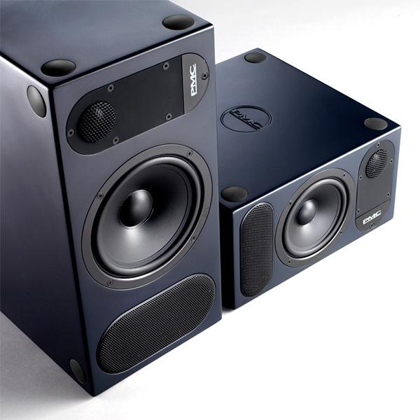 Профессиональная активная акустика PMC от Audiomania
