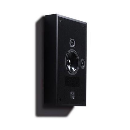 Настенная акустика PMC Wafer 1 Black (1 шт.) pmc twotwo 8 blue black