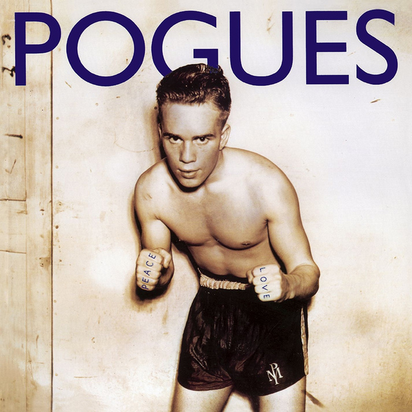 Pogues Pogues - Peace And Love (180 Gr) the pogues peace and love lp