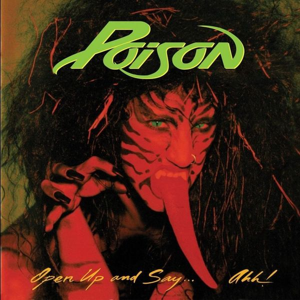 Poison Poison - Open Up Say ... Ahh! crimson poison