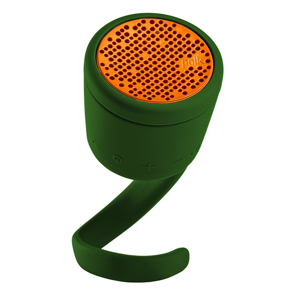 Портативная колонка Polk Audio Boom Swimmer Duo Green колонка recci bluetooth travel rbs d1 green
