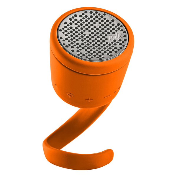 Портативная колонка Polk Audio Boom Swimmer Duo Orange karaoke boom kb 108ru gold микрофон