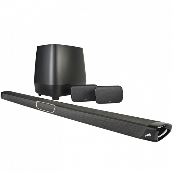 Саундбар Polk Audio MagniFi Max SR активный сабвуфер polk audio dsw pro 660 wi black