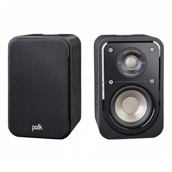 Полочная акустика Polk Audio S10 Black polk audio atrium 4 black