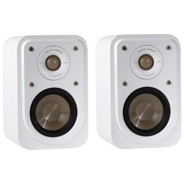 Полочная акустика Polk Audio S10 White car led rear bunper warning lights car brake light running lamp turn light for honda civic 2016 one pair