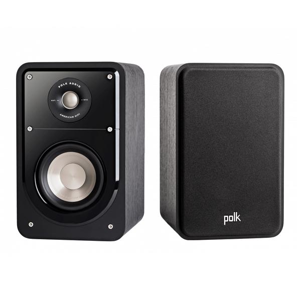 Полочная акустика Polk Audio S15 Black полочная акустика polk audio tl2 white