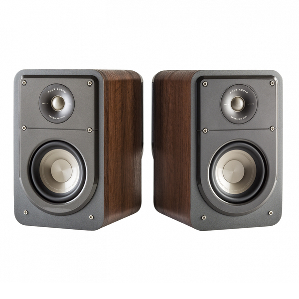 Полочная акустика Polk Audio S15 Walnut audio physic tempo 25 walnut