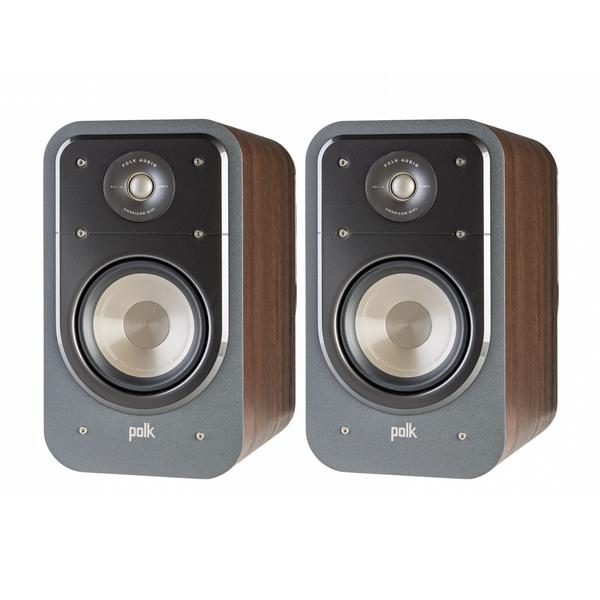 Полочная акустика Polk Audio S20 Walnut полочная акустика polk audio tl2 white