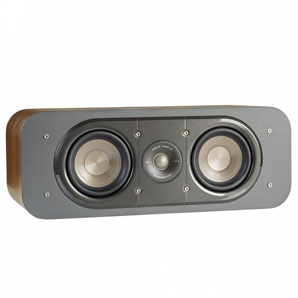 Центральный громкоговоритель Polk Audio S30 Walnut акустика центрального канала vandersteen vcc 2 walnut