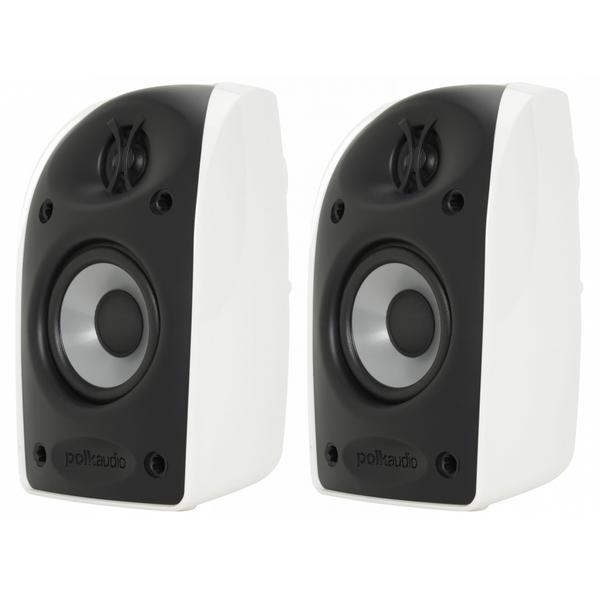 Полочная акустика Polk Audio TL1 White полочная акустика polk audio tl2 white