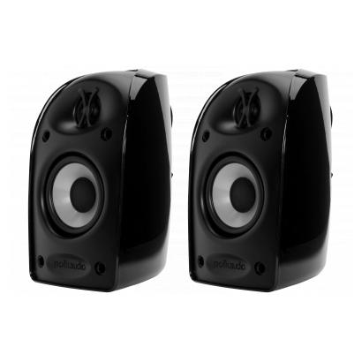 Полочная акустика Polk Audio TL1 Black полочная акустика polk audio tl2 white