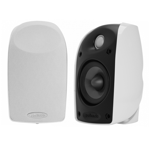 Полочная акустика Polk Audio TL2 White акустика центрального канала polk audio tl2 center black