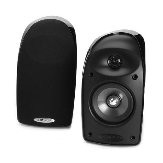 лучшая цена Полочная акустика Polk Audio TL3 Black (уценённый товар)