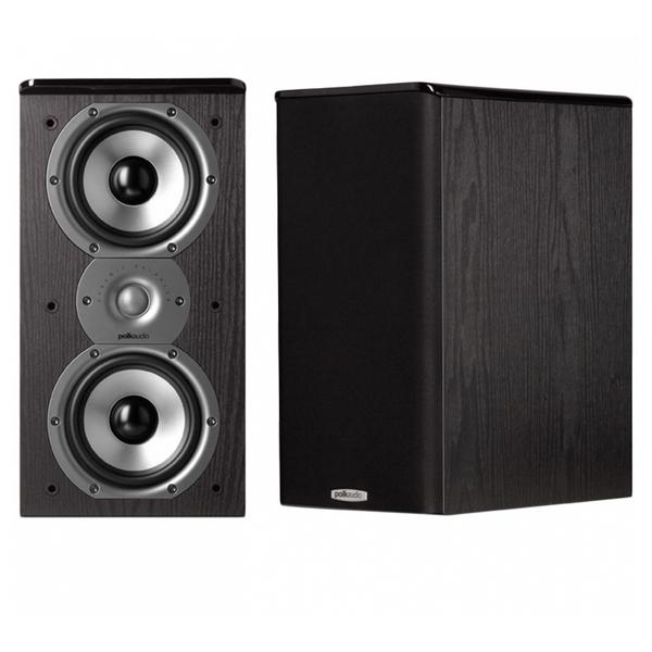 лучшая цена Полочная акустика Polk Audio TSi200 Black (уценённый товар)
