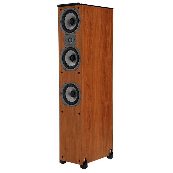 Напольная акустика Polk Audio TSi400 Cherry напольная акустика polk audio rti a5 cherry wood veneer