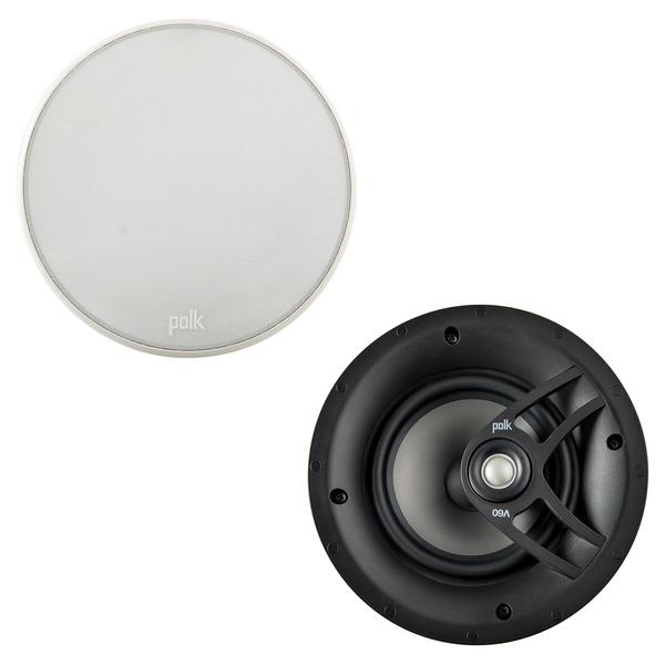Встраиваемая акустика Polk Audio V60 встраиваемая акустика polk audio vs700 ls