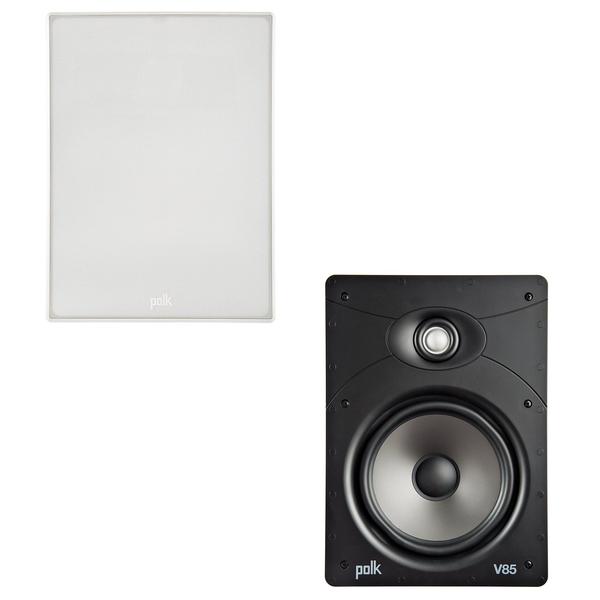 Встраиваемая акустика Polk Audio V85 встраиваемая акустика polk audio vs700 ls